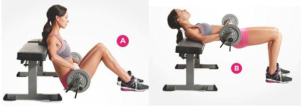 5 ejercicios para piernas y glúteos de infarto en casa