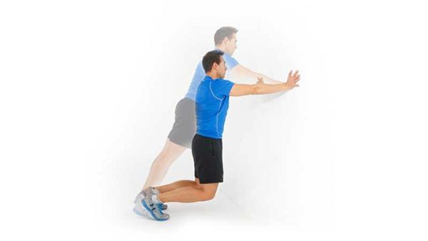 ejercicios para piernas y gluteos sentadilla sissy