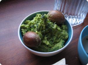 recetas para adelgazar guacamole