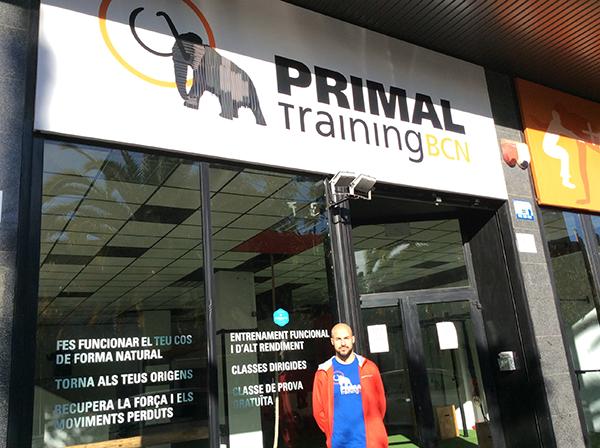 centros de entrenamiento en barcelona primal training