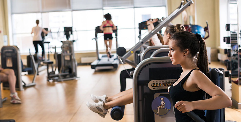 Circuito Gimnasio : Circuito de entrenamiento perfecto para principiantes