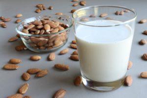 como ganar masa muscular leche