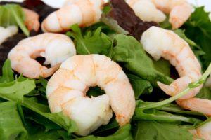 dieta para el colesterol gamba