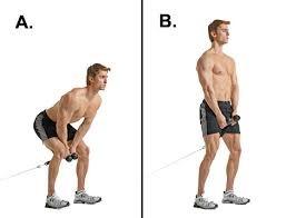 ejercicios para fortalecer lumbares empuje