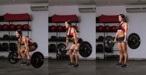 ejercicios para fortalecer lumbares levantamientos