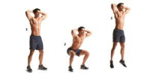 ejercicios para tonificar piernas salto
