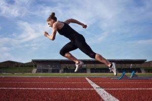 ejercicios para tonificar piernas sprints