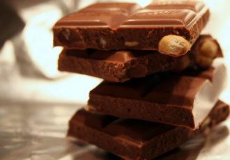 el chocolate tableta
