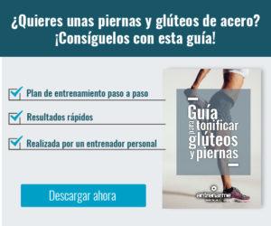 ejercicios para piernas y gluteos guia