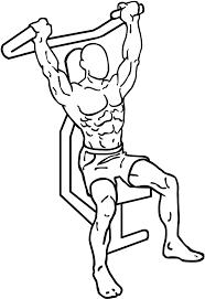 ejercicios gimnasio hombros