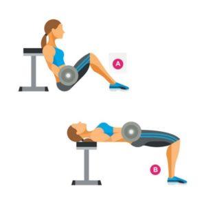 ejercicios muy efectivos para aumentar gluteos