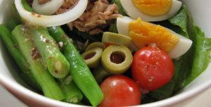 alimentos para adelgazar plato