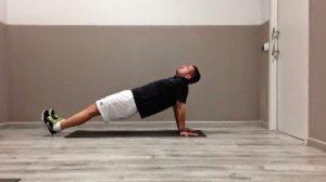 ejercicio para trapecio hombros
