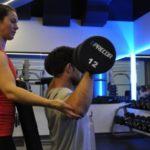 entrenamientos fullbody hombro