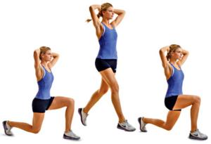 rutina fitness tijeras