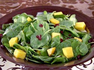 menu para adelgazar ensalada