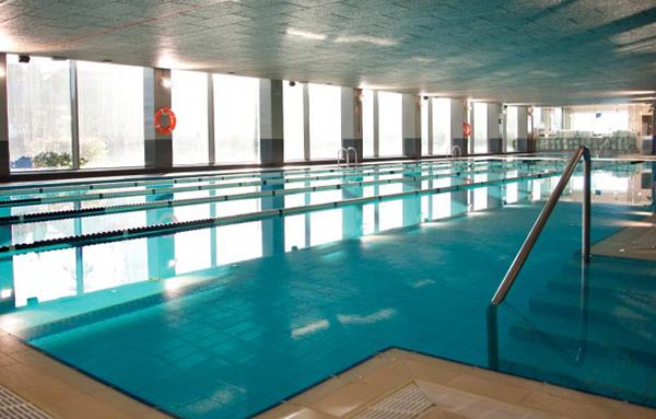 o2 centro wellness piscina