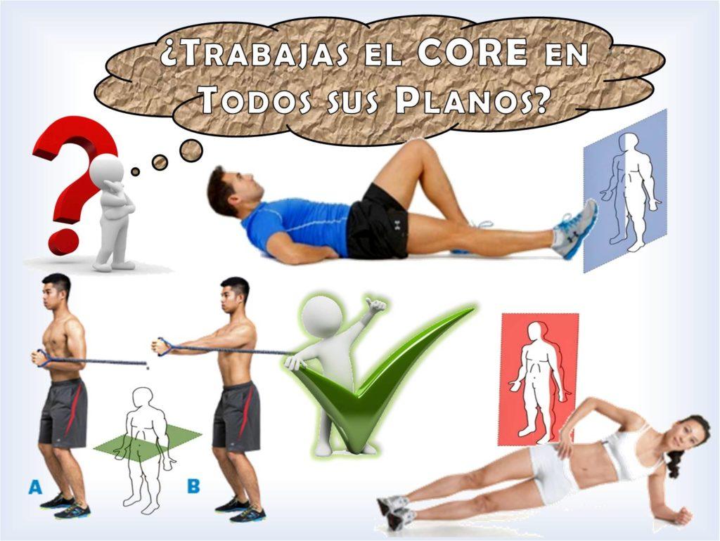 Tablas de gimnasio para conseguir un abdomen fuerte for Gimnasio las tablas