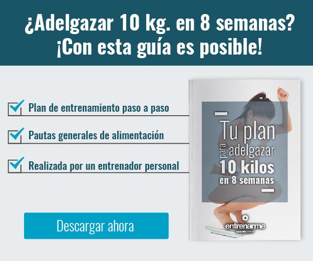 Dietas para adelgazar rapidamente 10 kilos