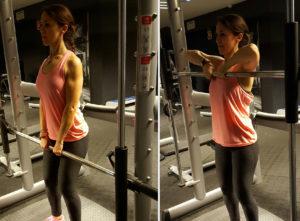 rutinas de musculacion purl