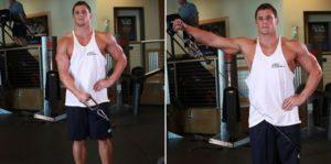 aumentar la masa muscular polea