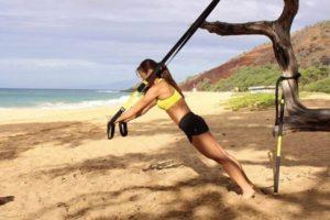 mantenerse en forma en vacaciones entrenamiento