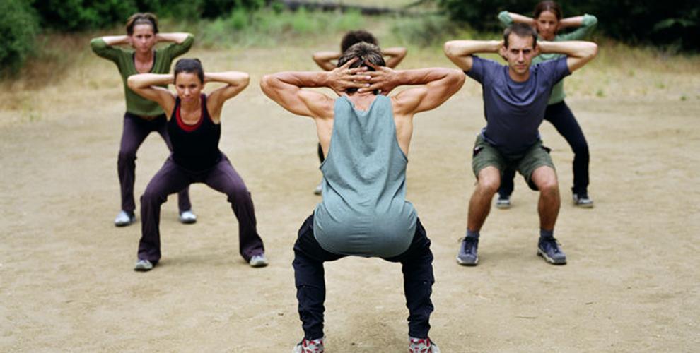 entrenamiento funcional grupo