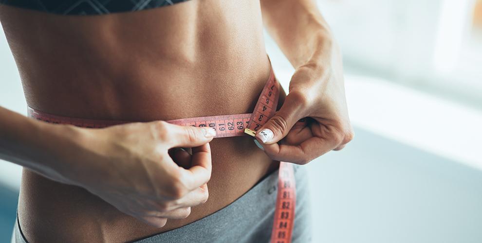 objetivos realistas dieta