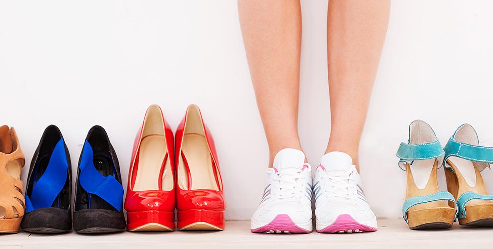 running y suelo pelvico zapatillas