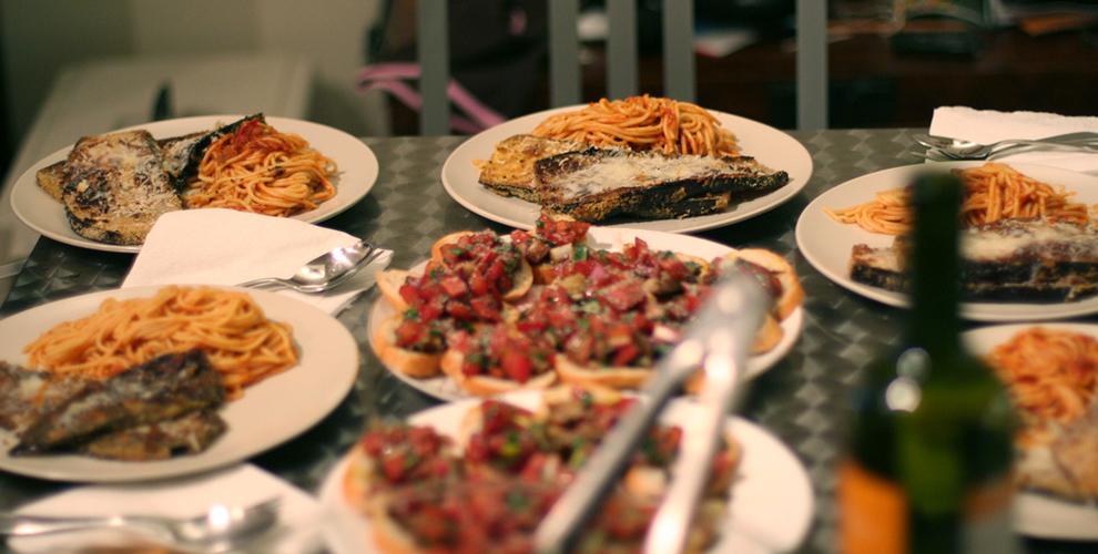comer cada tres horas comida
