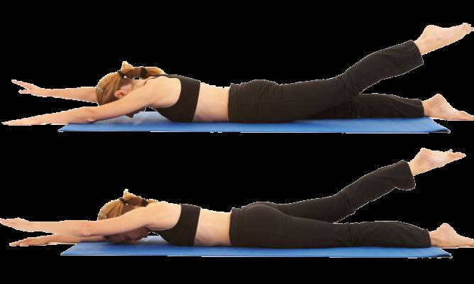 ejercicios para dolor lumbar lumbares