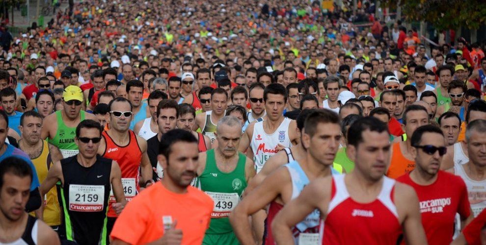 maratón y media maratón
