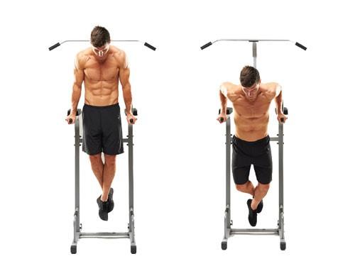 entrenamiento fullbody triceps