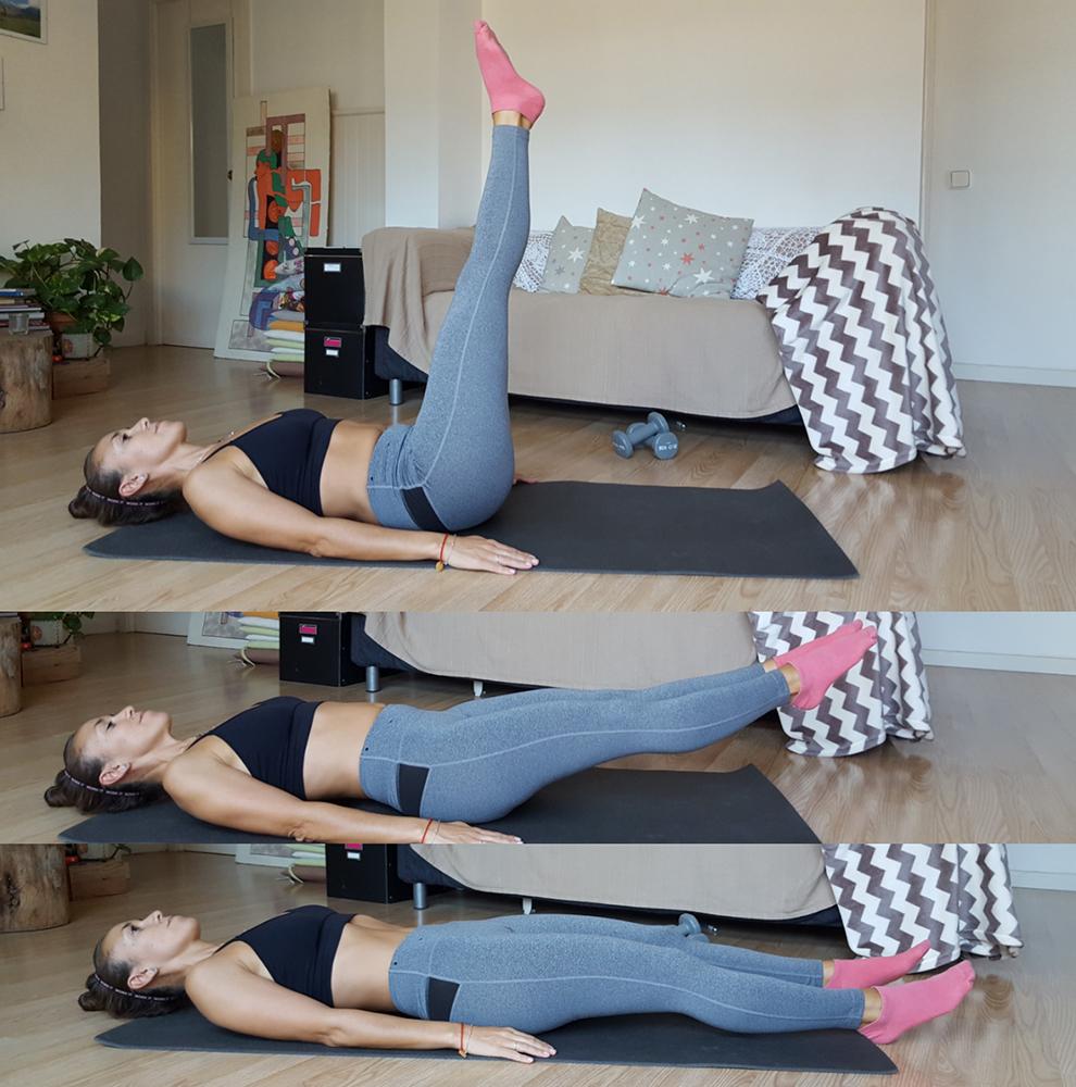 entrenamiento para perder peso abdomen