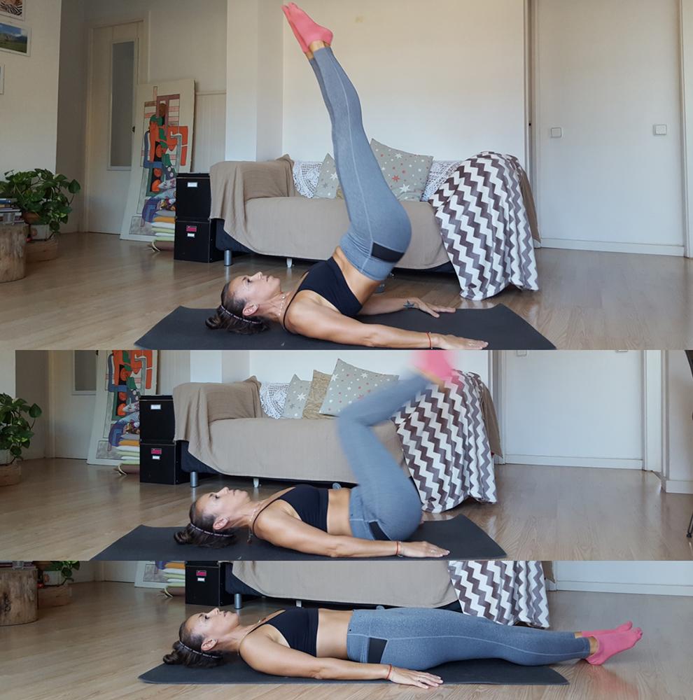 entrenamiento para perder peso cadera
