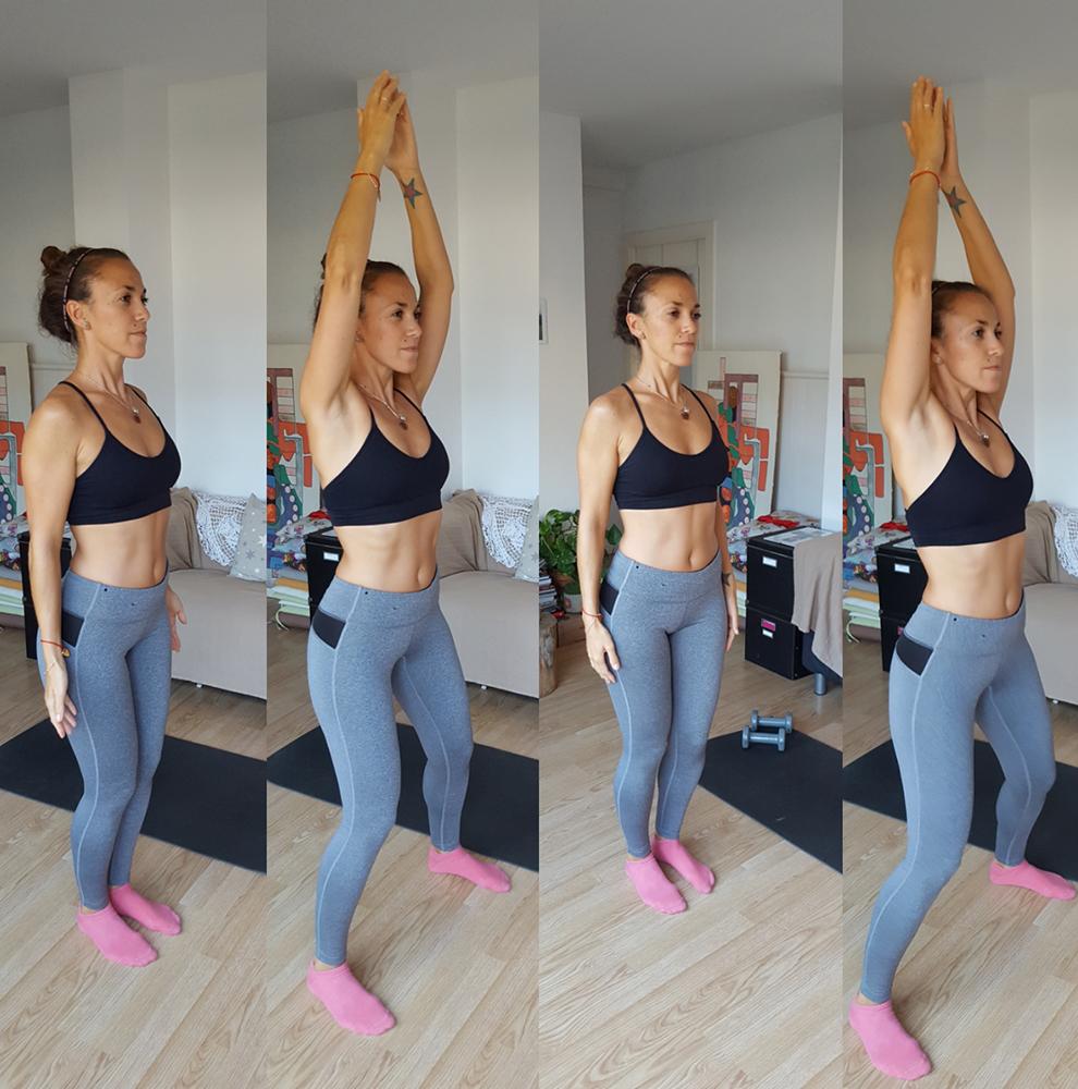entrenamiento para perder peso saltos