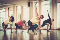 cinco posturas antiestrés