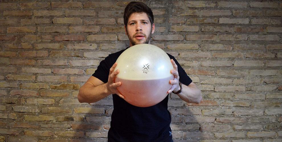 entrenamiento funcional con fluiball 5