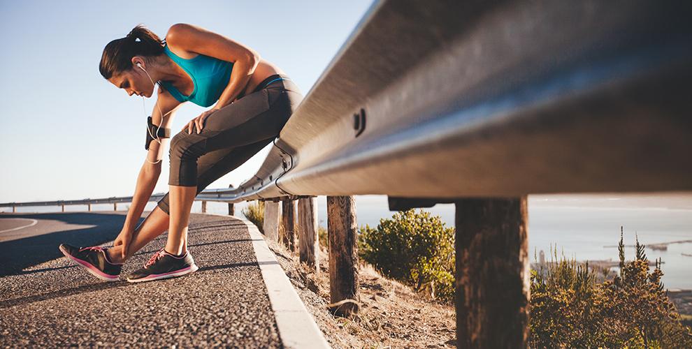 correr para adelgazar dolor