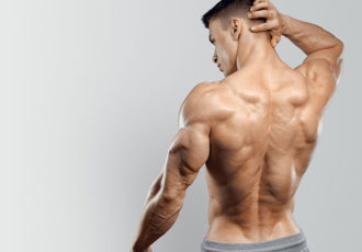 entrenamiento de espalda con poleas