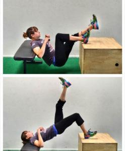 mejores ejercicios para gluteos elevacion