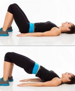 mejores ejercicios para gluteos puente