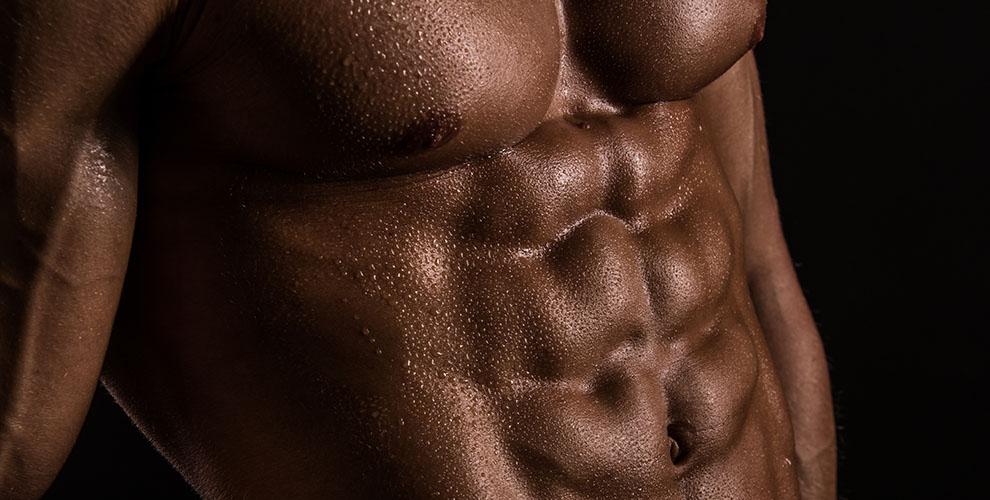 rutina de abdominales para hombres