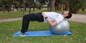 gym ball ejercicio 1 2