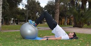 gym ball ejercicio 2 2