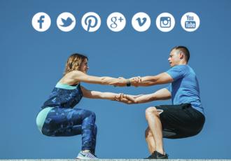 redes sociales entrenadores