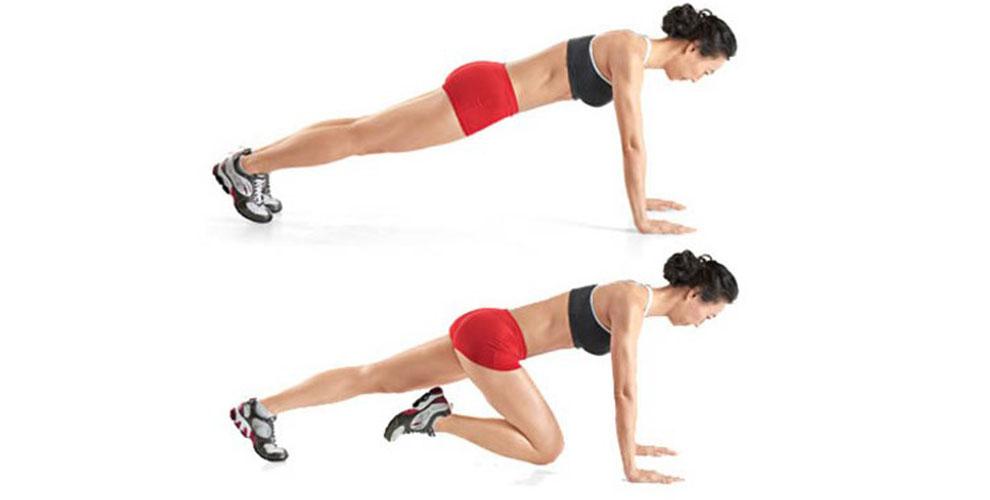 Plancha abdominal musculos implicados