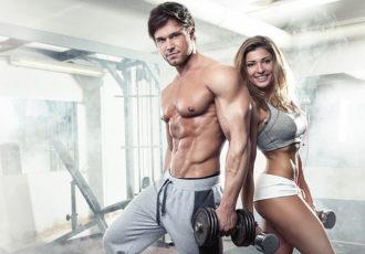 rutinas para gym foto
