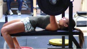 rutinas para gym pecho