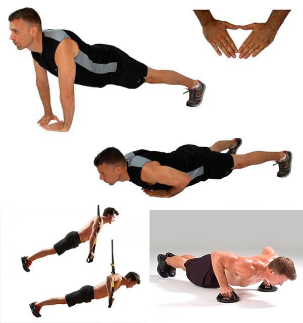 como hacer flexiones correctamente expertos